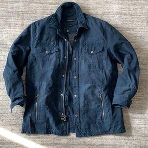 John Varvatos Patchwork Jacket XL